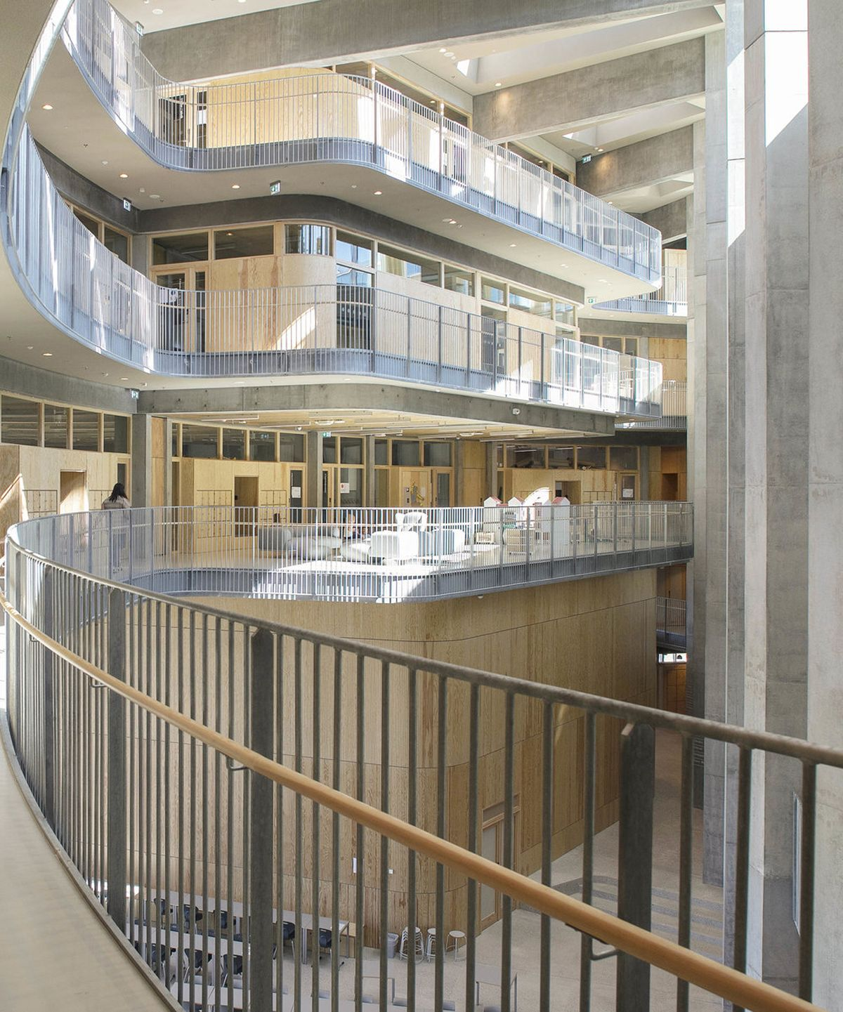 Hic Arquitectura Lundgaard Tranberg Arkitekter Kalvebod