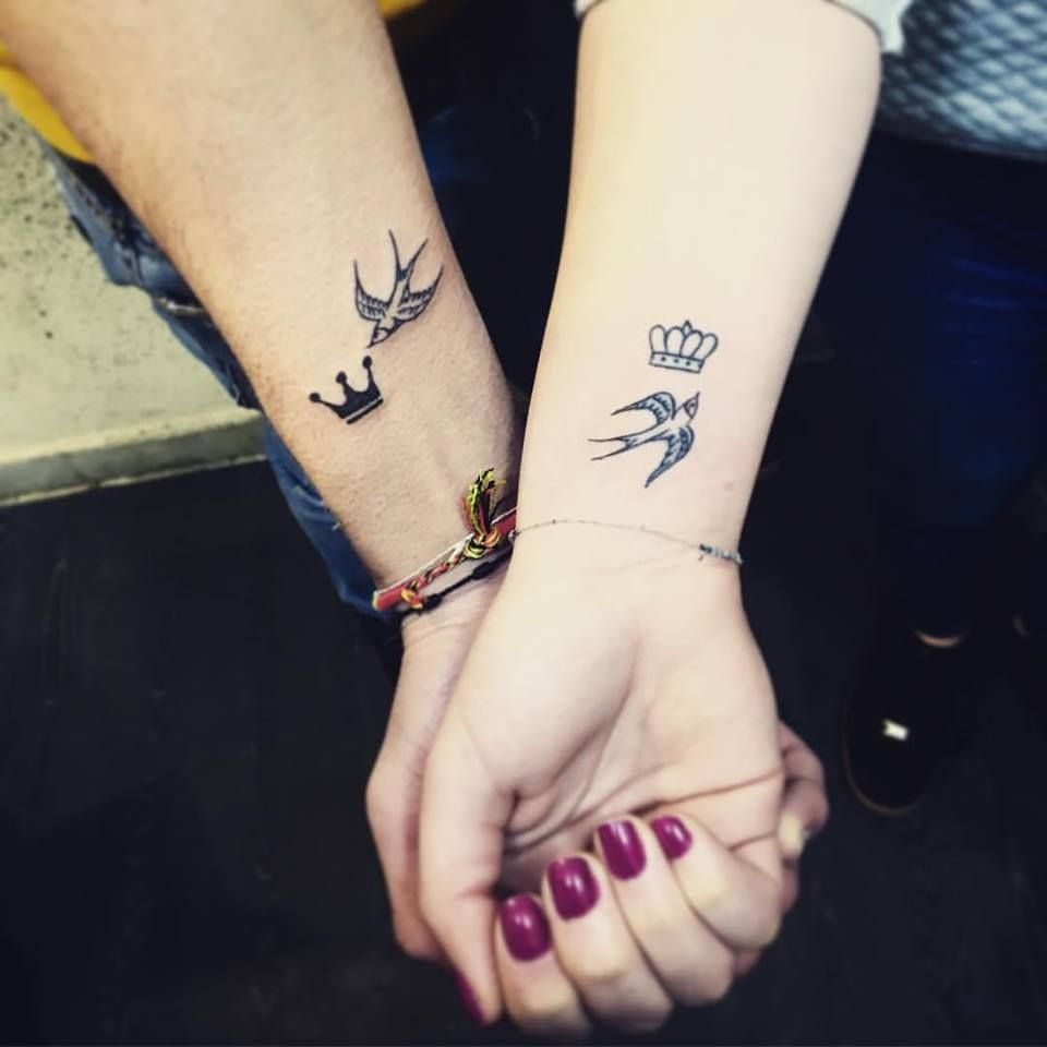 d3925e958174e Couples worldwide have fallen in love with the tattoo trend to display  their commitment. Explore stunning matching couple tattoo designs here.