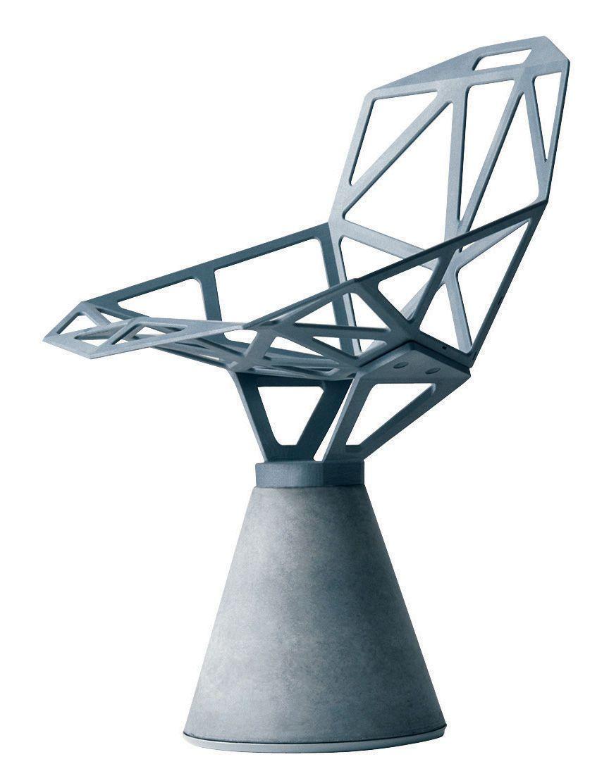 Trend MAGIS Chair One Concrete Konstantin Grcic
