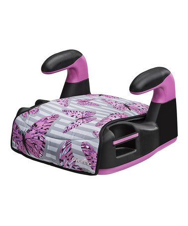 Another great find on #zulily! Pink Butterfly Amp Booster Seat #zulilyfinds
