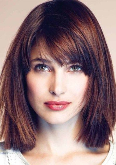 Hairstyles For Square Faces 50 Best Hairstyles For Square Faces Rounding The Angles  Medium