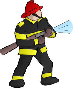 fire fighter clip art fire department clip pinterest fire rh pinterest co uk firefighter clip art vectors fire fighter clipart black and white
