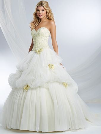 Alfred Angelo Bridal Style 243 from Disney Fairy Tale Bridal | I\'m ...