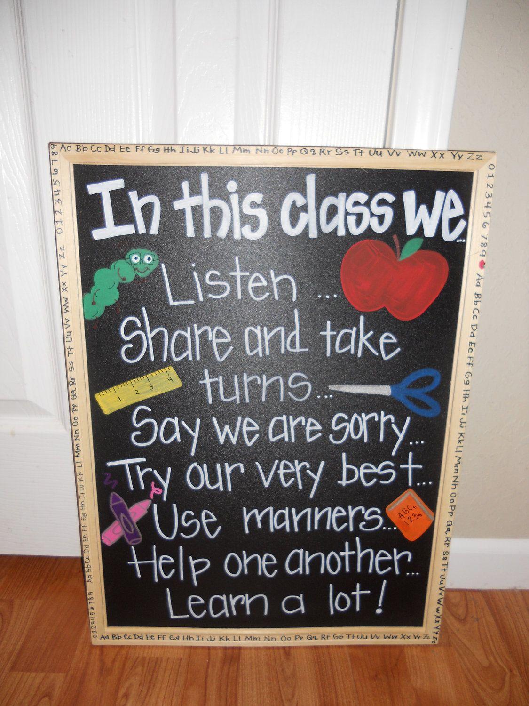I think I may do my classroom