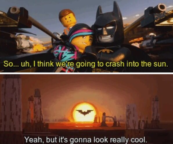 Funny Lego Movie Quotes: My Kids Find A Way To Quote This Movie All The Time