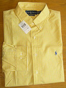 Ralph Lauren Polo - Gingham Check Shirt With | Things to Wear ...