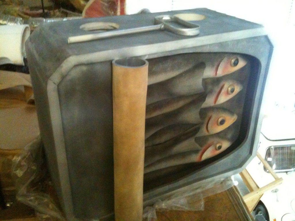 jkl sardine can costume sardine cans pinterest. Black Bedroom Furniture Sets. Home Design Ideas