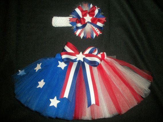 Hey, I found this really awesome Etsy listing at https://www.etsy.com/listing/96138850/4th-of-july-tutu-set-usa-princess-custom