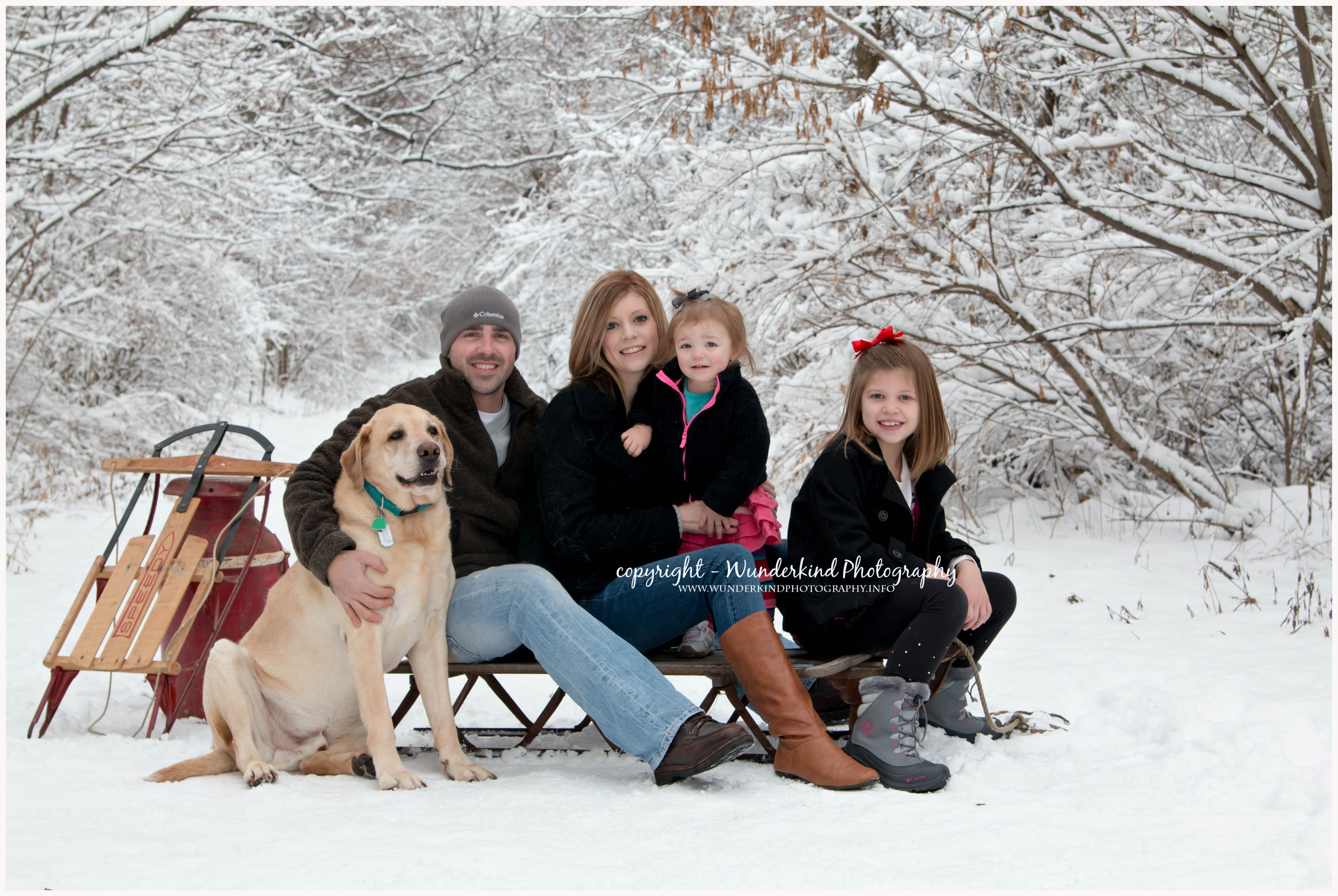 Absolutely beautiful family!  Family outdoor session in Fort Drum, NY by Wunderkind Photography by Stefanie Adams-Figueroa www.wunderkindphotography.info