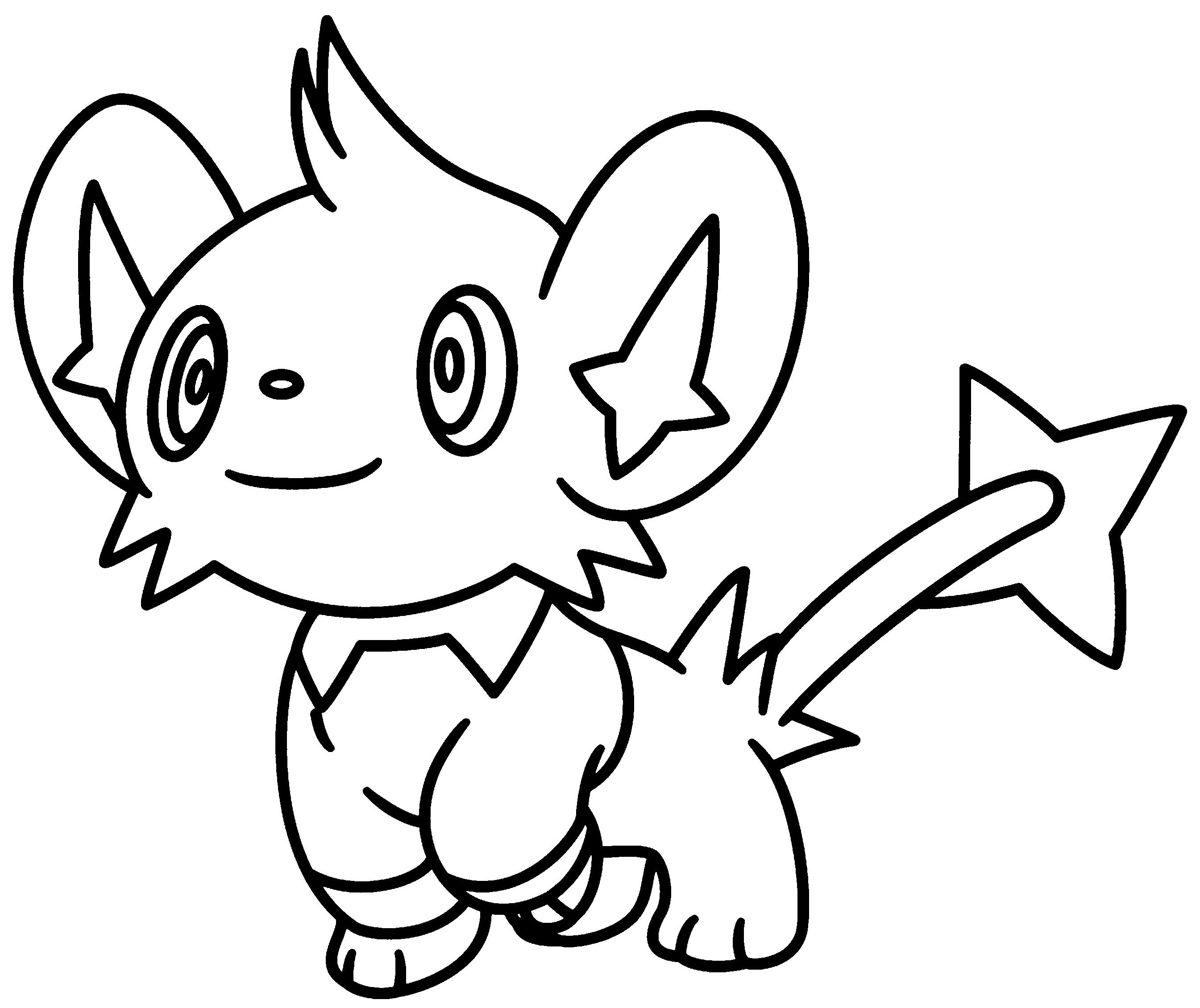 Pin By Coloringsworld Com On Pokemon Coloring Pages Pinterest