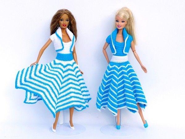 Jetzt Mit Der Pdf Anleitung Sommerkleidung Für Deine Lieblingspuppen