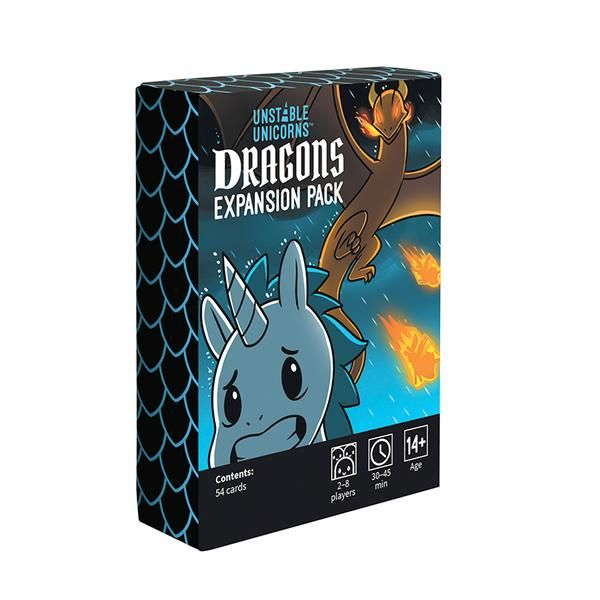 Dragons Expansion Pack Magic cards, The expanse, Unicorn