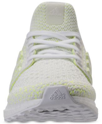 4c2f6557d9f46 adidas Boys  UltraBOOST Clima Running Sneakers from Finish Line - White 4.5