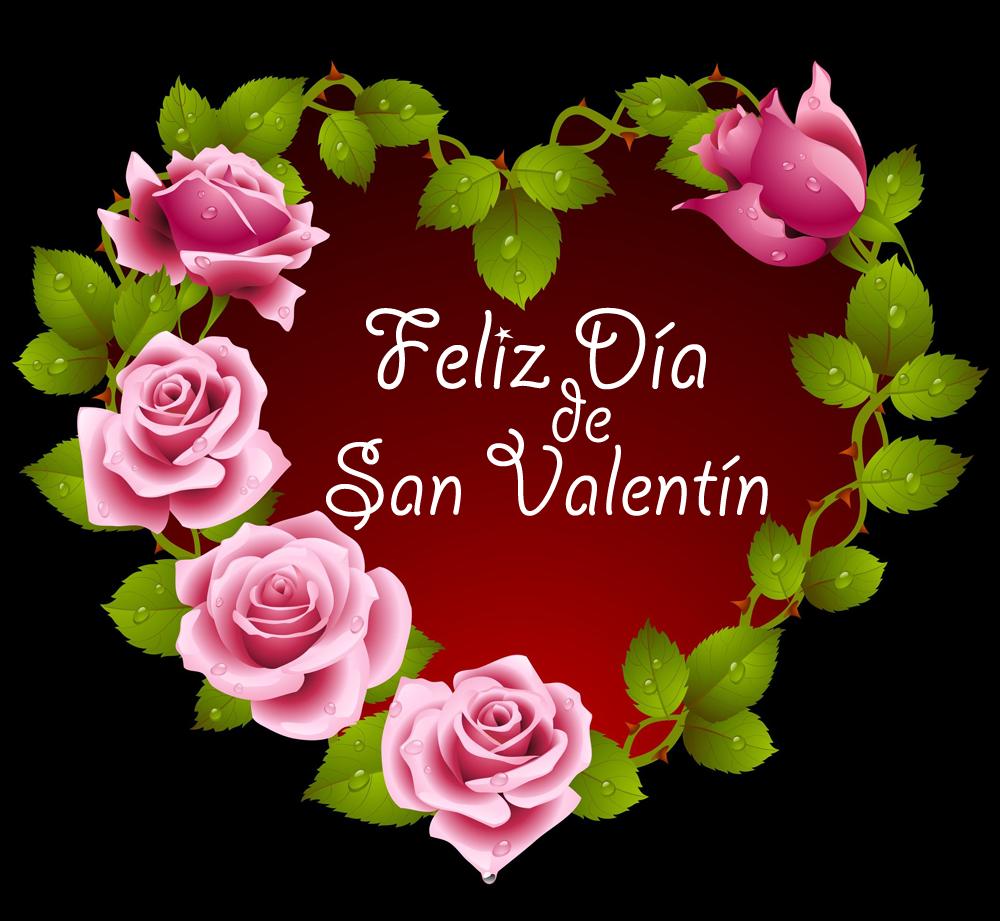 El da de los enamorados de los novios del amor el da de San Valentn el mejor da para expresar el amor que sientes hacia otra persona