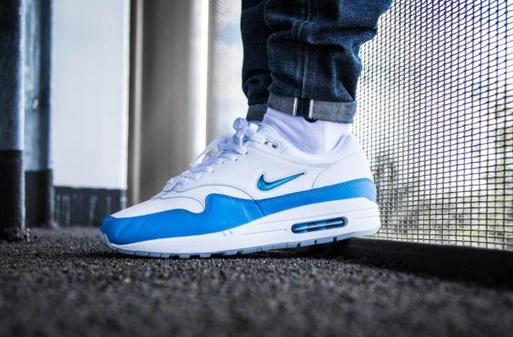 Nike Air Max 1 Premium Jewel University Blue Debuts This