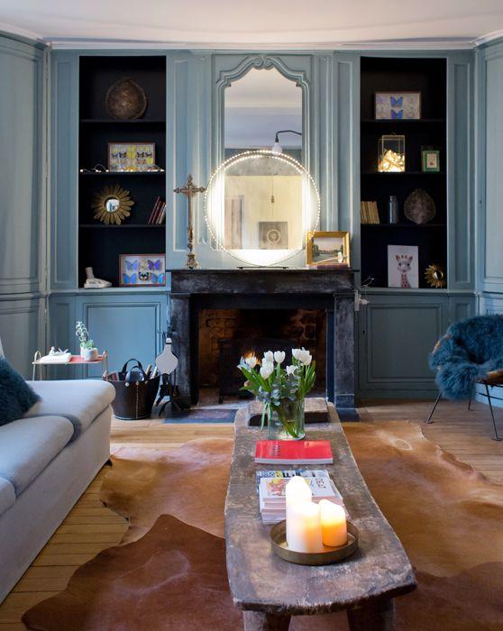 chez laurence du tilly inside closet insidecloset pinterest int rieur appartements et. Black Bedroom Furniture Sets. Home Design Ideas