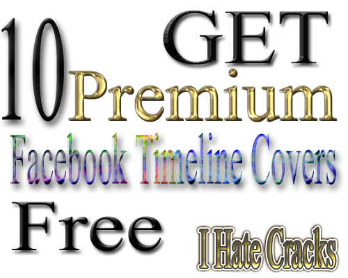 Get 10 Premium Facebook Timeline Covers Free | I Hate ...