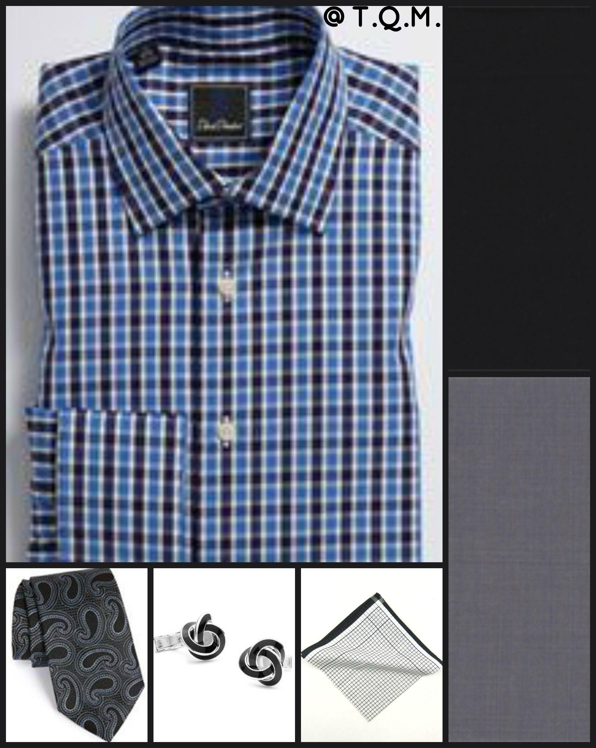 Shirttie Combo David Donahueshirt Nordstromtie Ravi Ratan