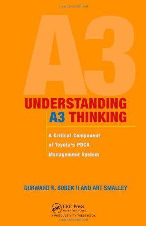 A3 report, A3 book, A3 problem solving, A3 template   Consultancy ...