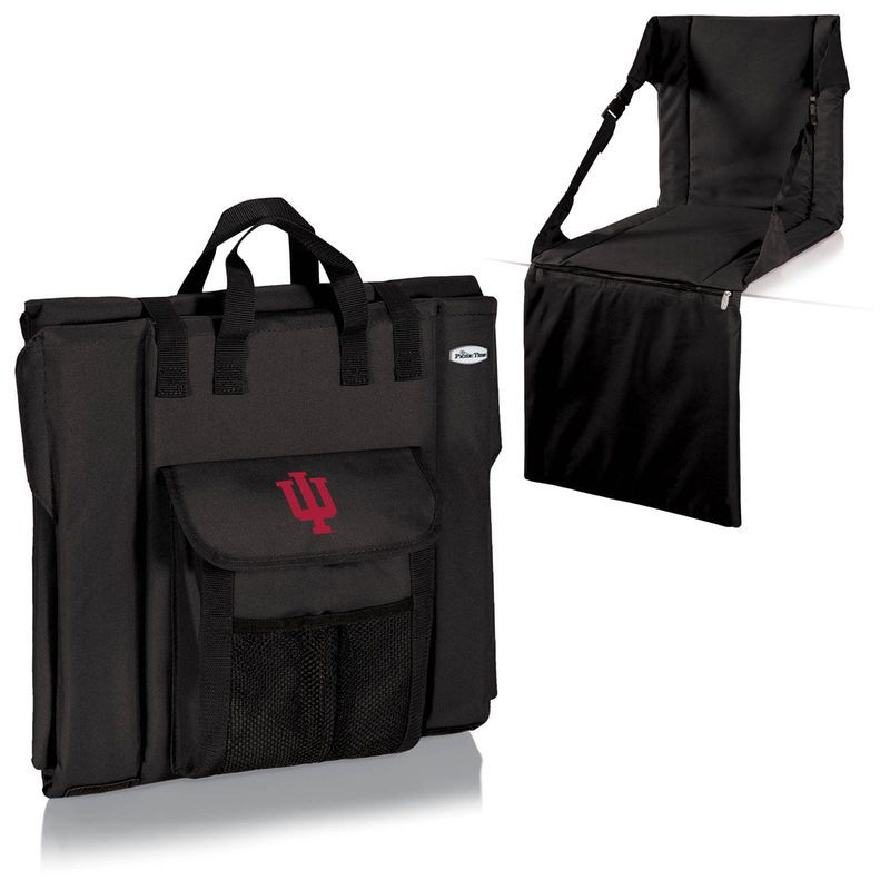 Indiana Hoosiers Stadium Seat - Black