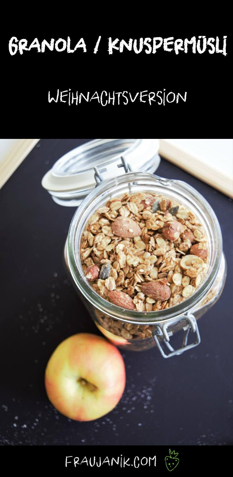 granola knusperm sli selber machen meine gesunden rezepte frau janik knusper m sli. Black Bedroom Furniture Sets. Home Design Ideas