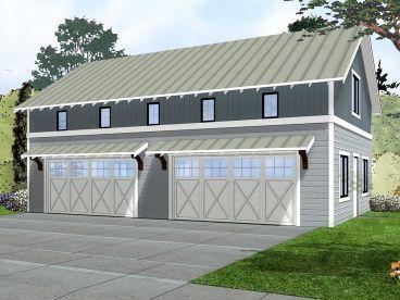 Page 3 of 8 | Unique Garage Plans, Unique Garage Apartment Plans ... #garageplans