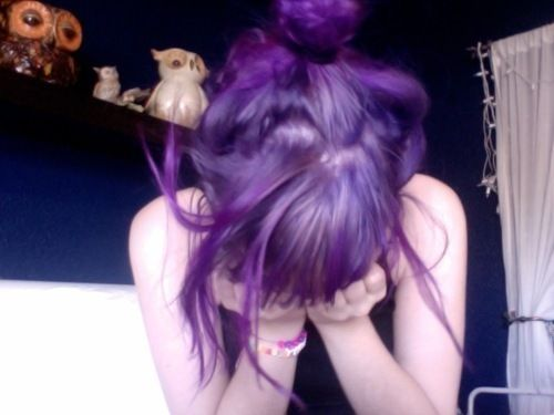 I want this purple sooo bad.