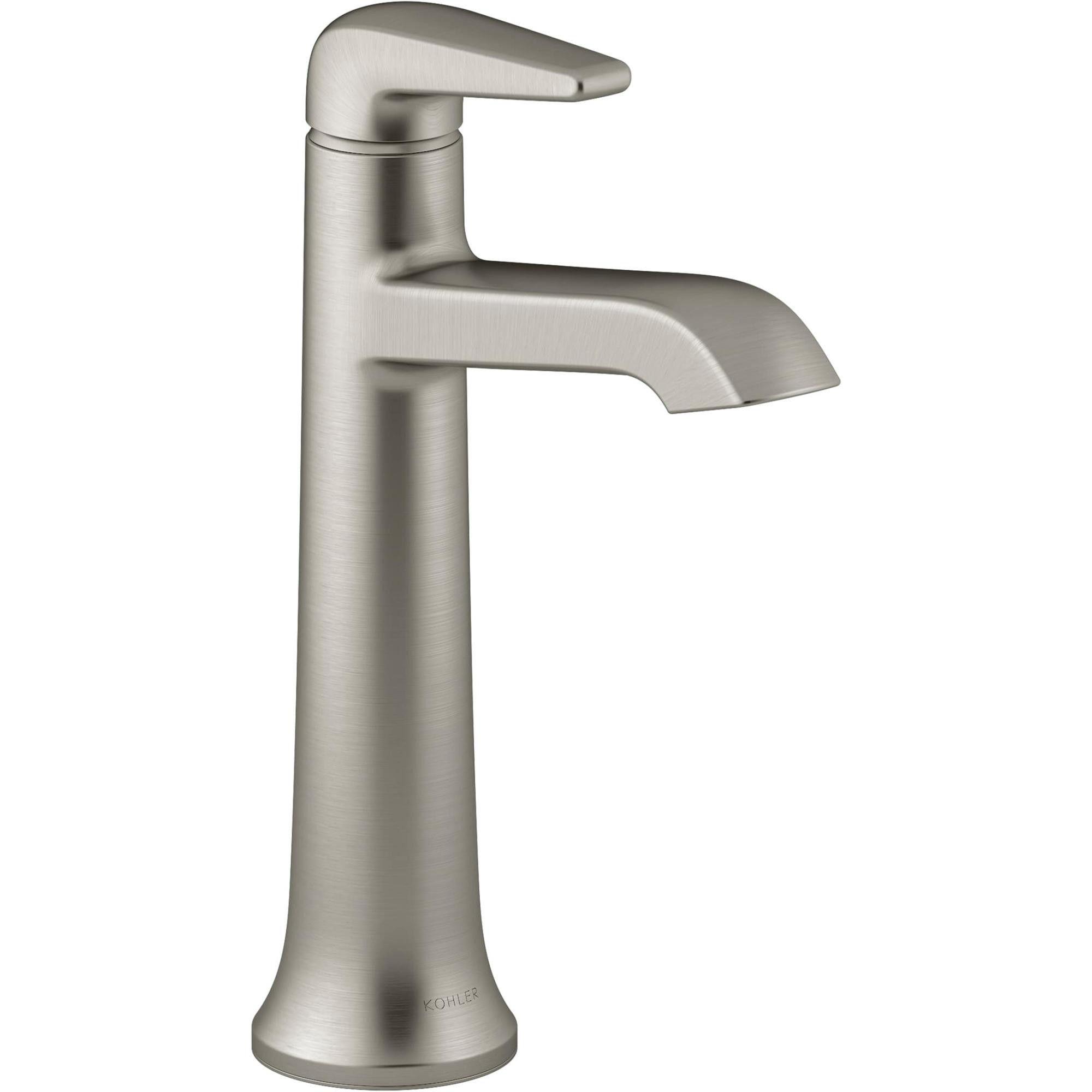 Kohler K 22023 4 Tempered 1 2 Gpm Single Hole Vessel Bathroom