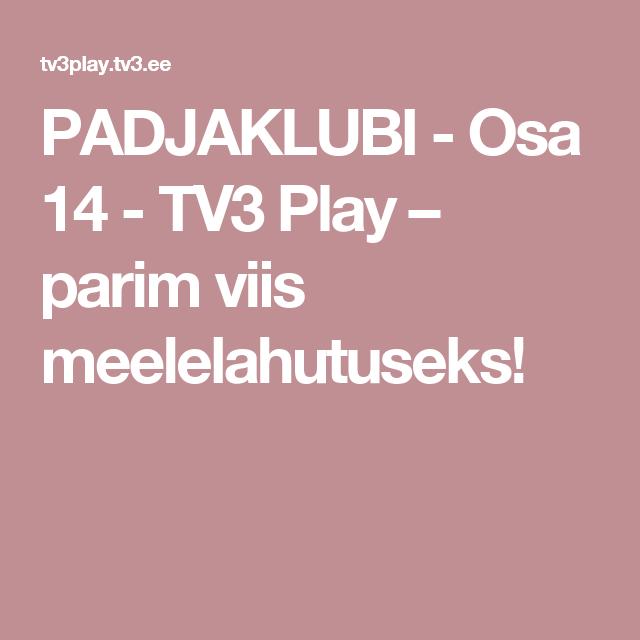 tve3 play