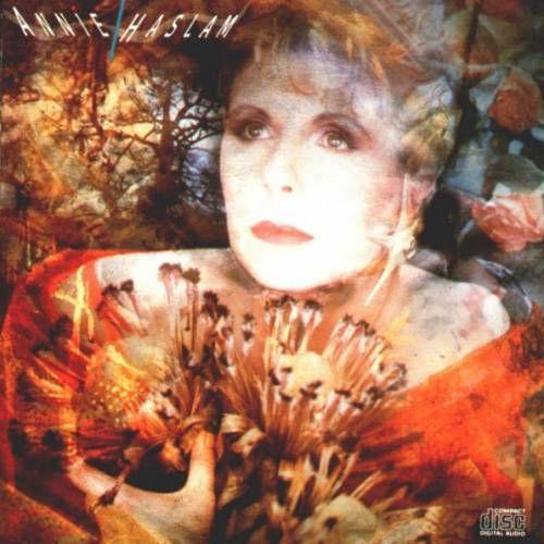 Holly Warburton 1989 Annie Haslam - Annie Haslam [Epic EK54223] #albumcover
