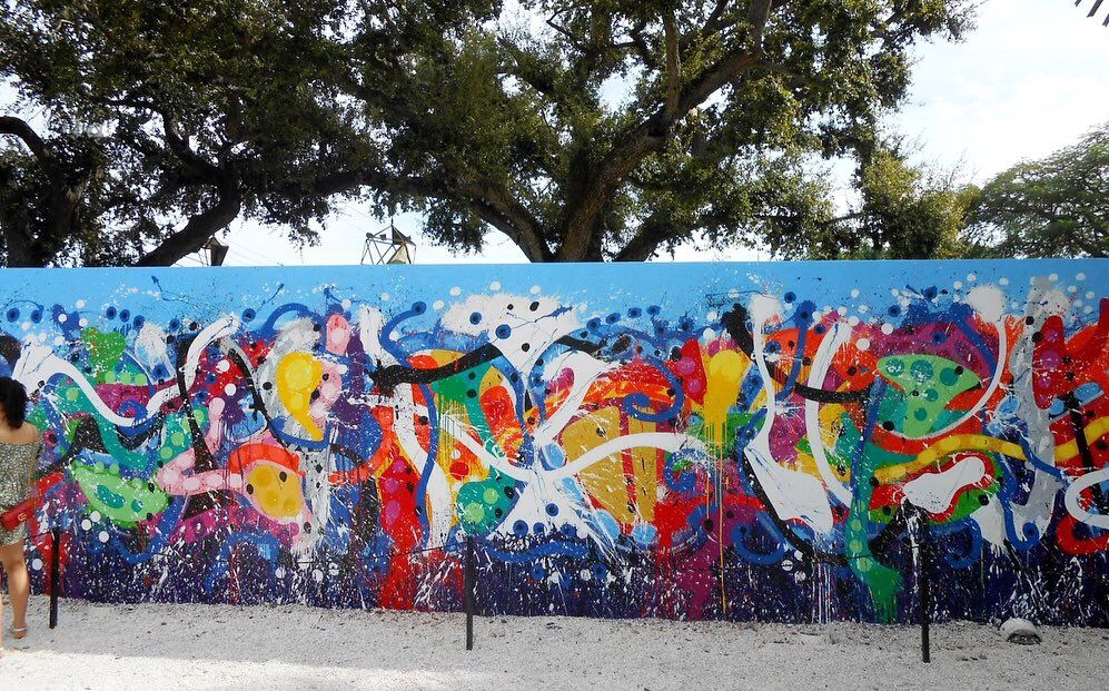 Mural By Jonone Entitled Usa Wynwood Miami Photo Credit 2