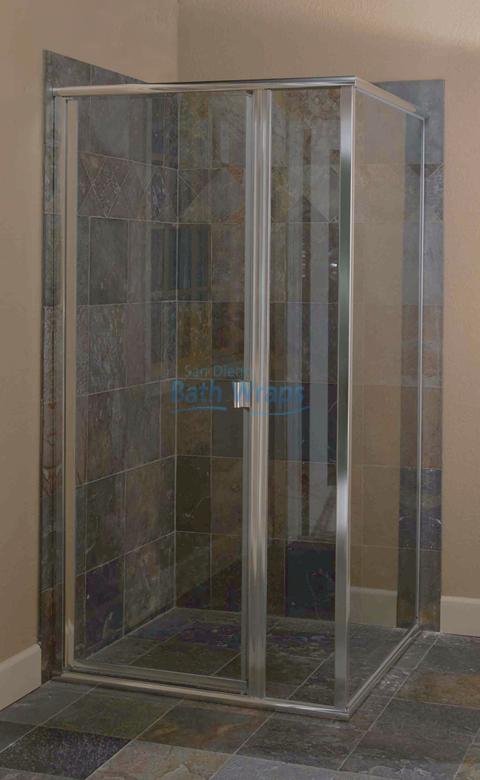 Glass Shower Door Design Ideas By San Diego Bath Wraps