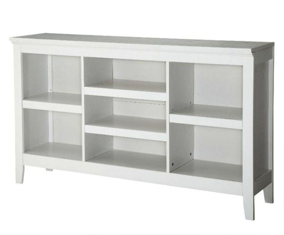 Low Horizontal Bookcase Horizontal Bookcase White Bookcase