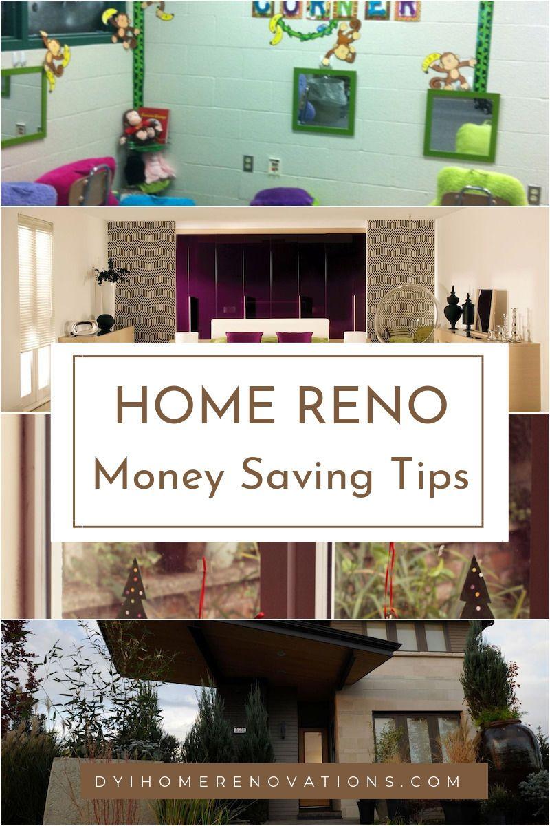 Affordable Home Renovations For A Single Mom Renovation Interior Design Tips Home Reno