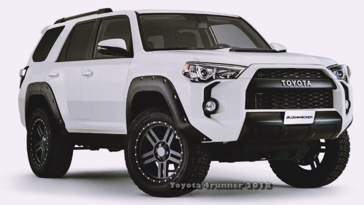 Future Toyota 4runner 2018 Changes Specs Release Date And Engine With Rough Terrain Pro Offers Will A Perfect Decision For The Most Dis