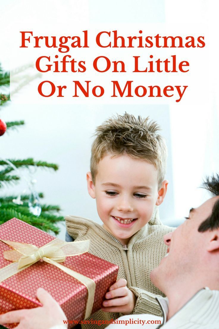 Frugal Christmas Gifts On Little Or No Money | Pinterest | Frugal ...