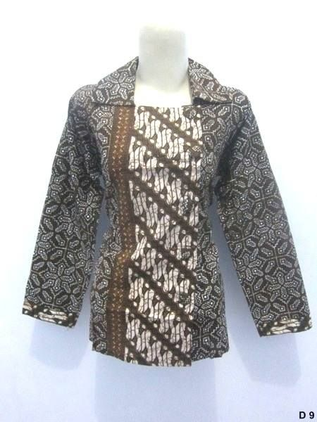 Model Baju Batik Kombinasi Anak Batik In 2019 Brokat