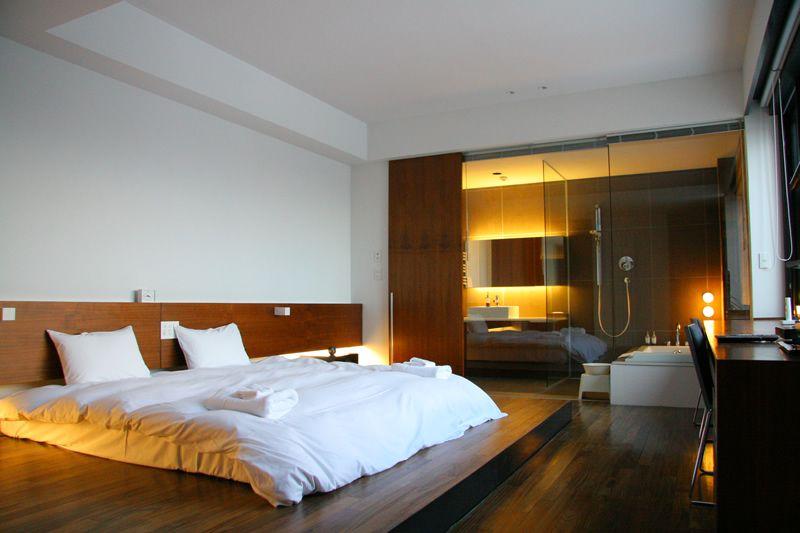25 sensuous open bathroom concept for master bedrooms - Master Bedroom With Bathroom Design