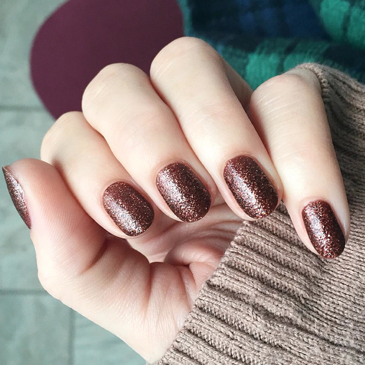 Nina Ultra Pro: Call the Coppers | Nailed it! | Pinterest | Swatch