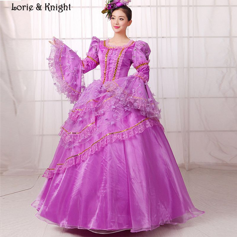 Marie Antoinette Inspired Masquerade Ball Gowns Princess Pageant ...
