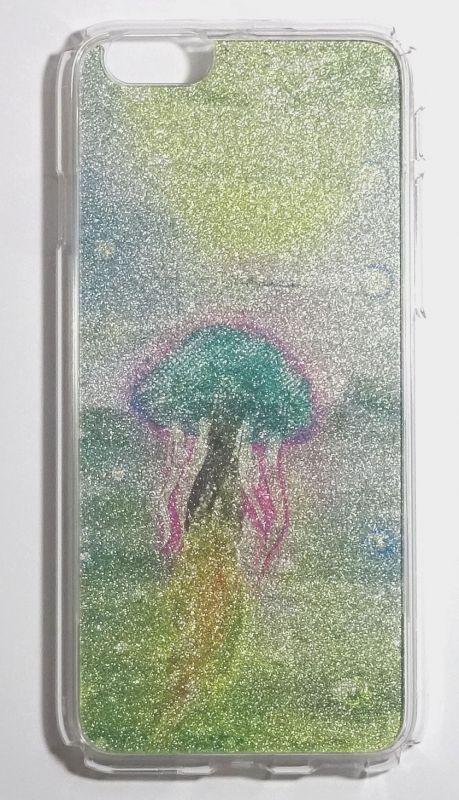 "ART Cover : Agile-w Chisato Awa for iPhone6 - お手元きれいの セレクトショップ ""withwish"""