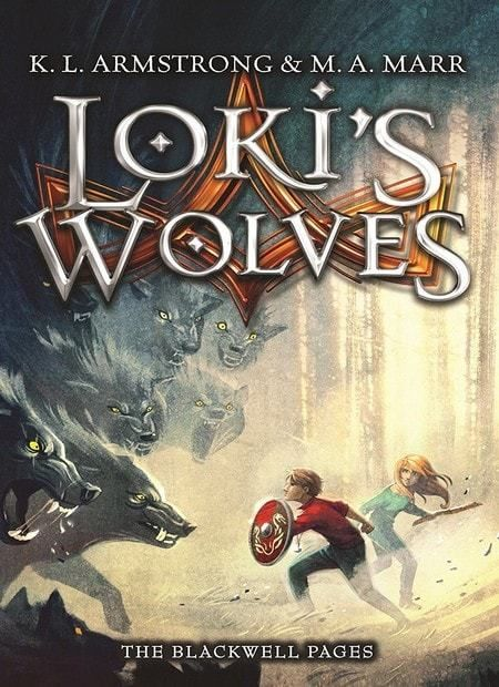 Loki's Wolves - K. L. Armstrong & M. A. Marr