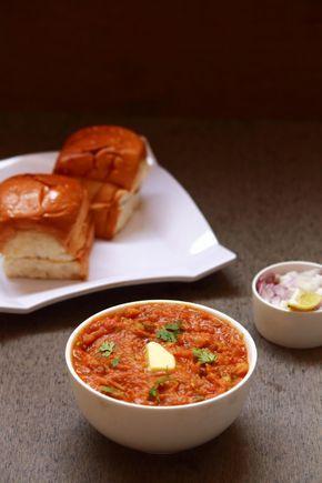 Pav bhaji tasty and easy to make snack recipe indianfood food food forumfinder Gallery