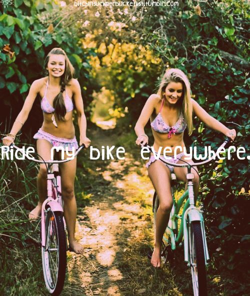 But First Learn How To Ride One Which Is Embarrassing When You