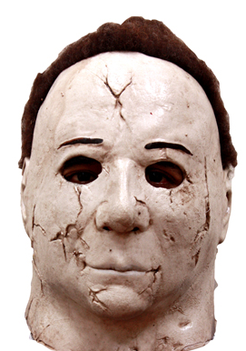 Michael Myers con cicatrices