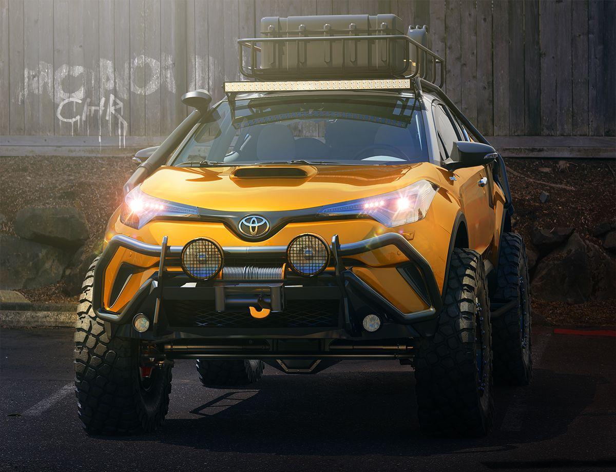 Kelebihan Toyota Chr 4X4 Review