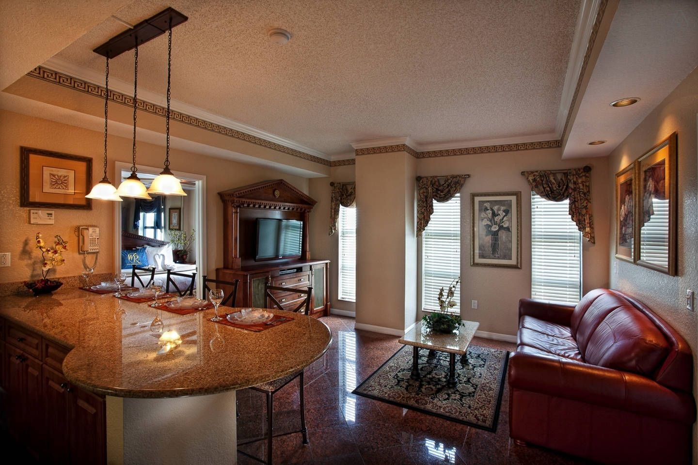 Westgate Palace Resort 2bedr' 1 vacation rental in