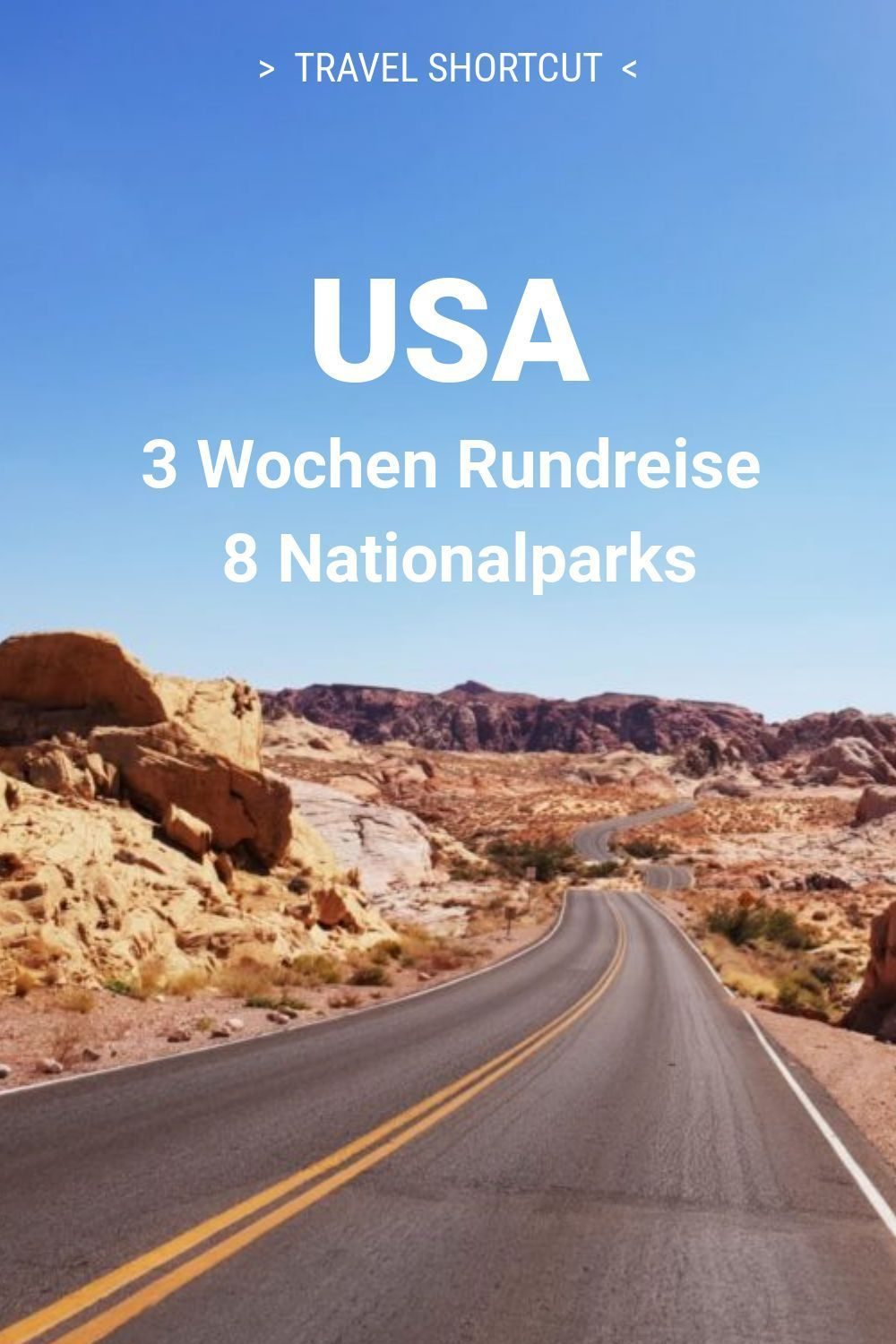 Photo of Roadtrip US National Parks > Du möchtest den Joshua Tree NP,  Grand Canyon, das…