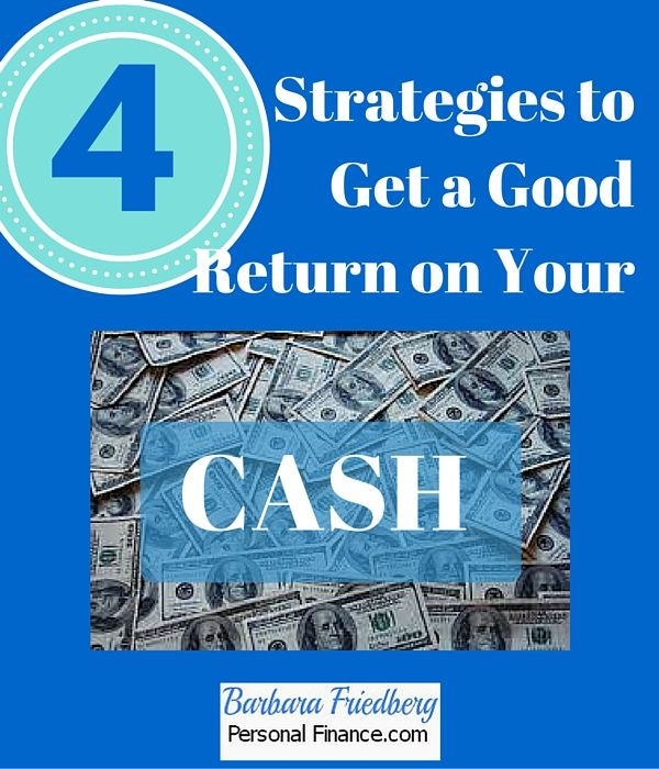 How To Get A Good Return On Your Cash Without Much Riskggest Money Story Of 2011 Or How To Get A Decent Return On Your Cash Money Stories Personal Finance Blogs