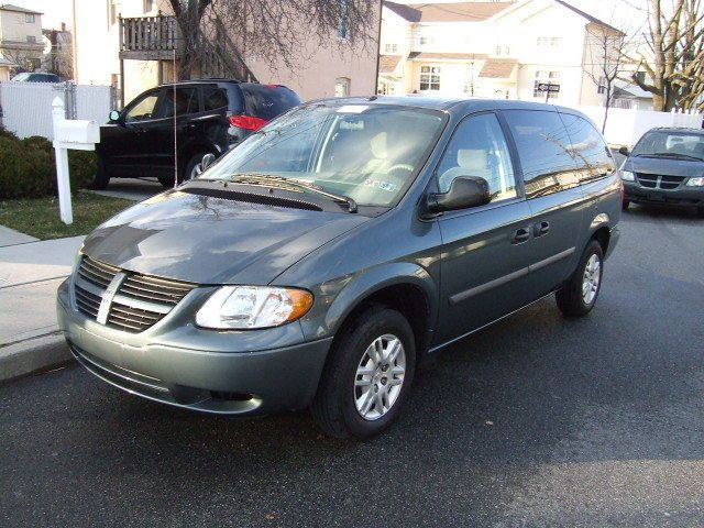 Dodge Grand Caravan 2006 Green Dodge Grand Caravan Dodge Grands